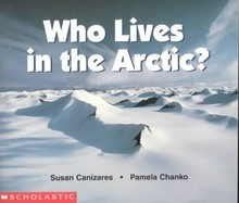 WHO LIVES IN THE ARCTIC? / ¿QUIEN VIVE EN EL ARTICO?