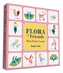 FLORA AND FRIENDS : MATCHING GAME - MOLLY IDLE