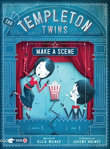 THE TEMPLETON TWINS: MAKE A SCENE