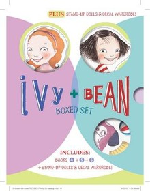 IVY AND BEAN BOOKS 4,  5, 6