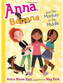 ANNA , BANANA AND THE MONKEY IN THE MIDDLE