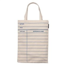 BOLSOS OUT OF PRINT : BIBLIOTECA