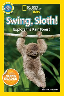 SWING, SLOTH!: EXPLORE THE RAINFOREST