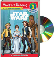 WORLD OF READING: STAR WARS LISTEN ALONG: STAR WARS