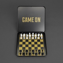 GAME ON - MAGNETIC MINI CHESS SET