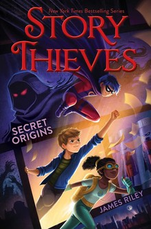 STORY THIEVES 3: SECRET ORIGINS