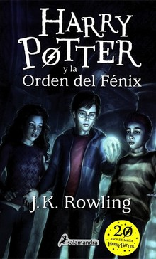 HARRY POTTER 5: LA ORDEN DEL FENIX