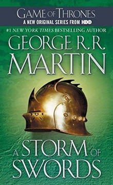 GAME OF THRONES: A STORM OF SWORDS - GEORGE R.R MARTIN