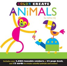COLOR CREATE: ANIMALS