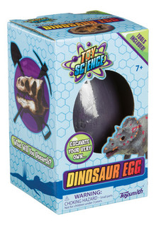 DINOSAUR EGG EXCAVATION TOY SCIENCE