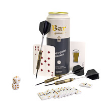 BAR GAMES CLASSICS: PLAYING CARDS, DOMINOS, DARTS & DICE