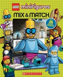 LEGO MINIFIGURES MIX & MATCH