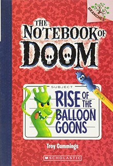 THE NOTEBOOK OF DOOM 1