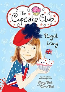 THE CUPCAKE CLUB: ROYAL ICING